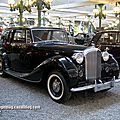 Bentley MK6 coach de 1948 (Cité de l'Automobile Collection Schlumpf à Mulhouse) 01