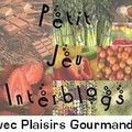 Yaourt aux speculoos - jeu interblog