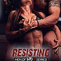 Resisting (men of inked #3.5) de chelle bliss