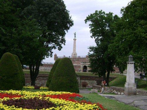 Serbie, Belgrade, le fort