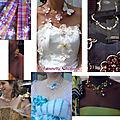 Bijoux et accessoires de mariage personnalisés