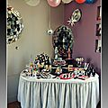 { pop (rock) star birthday party } les photos de l'anniversaire de star de prunille {et bien sûr de la sweet table ! }