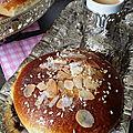 Chrik algérien (brioche algérienne)