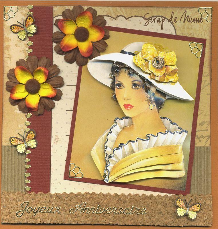 Pour Annie -Mai 2009