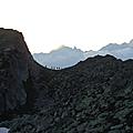 Pacman et les 80km du mont-blanc: récit au coeur du peloton