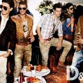 Fashion : D&G Eyewear Spring 2010 Campaign Preview photographed by Mario Testino
