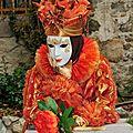 Carnaval Vénitien de Yvoire 2012.