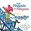 Mon <b>pingouin</b> de Patagonie
