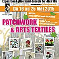 Expo de france patchwork morbihan