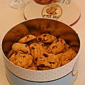 French cookies (recette d'eric kayser)