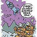 Spirouterie dans l'espace