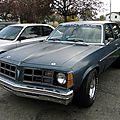Pontiac <b>Ventura</b> 4door sedan - 1977