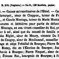 Montagu François sieur de la Brosse_1663_Descendance_p1