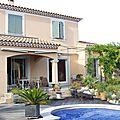 Location villa en Vaucluse - Provence
