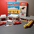 Lego, un livre d'idées vintage des années 60 publié en allemand !