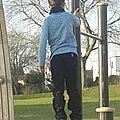 Pantalon Limerick