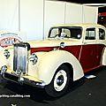 Alvis TA21 Saloon de 1953 (RegioMotoClassica 2011) 01