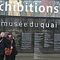 Musée au quai Branly