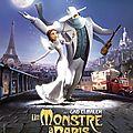 Un <b>monstre</b> <b>à</b> <b>Paris</b>