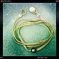 Bracelet de peau #2
