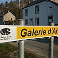 Galerie Panneau