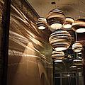 Des lampes en cartons