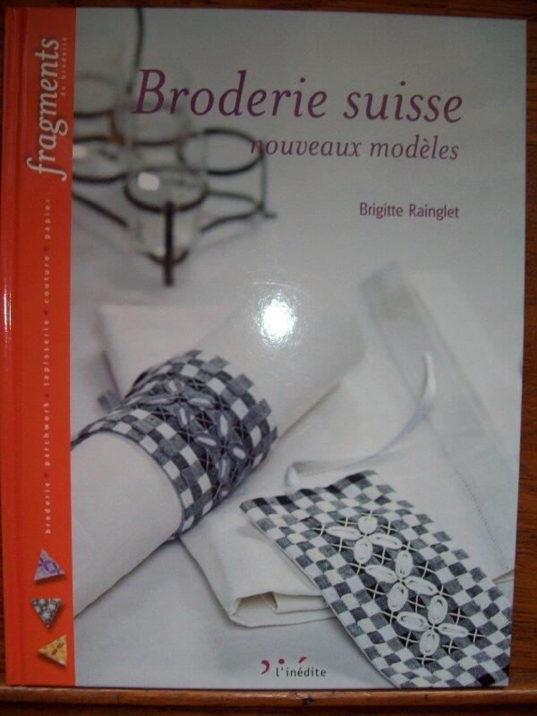 BRODERIE SUISSSE - BRIGITTE RAINGLET (1)