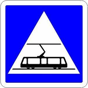 panneau tram 1
