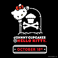 Johnny cupcakes x hello kitty: the halloween collection