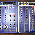CONSOLE <b>ATLANTA</b> par P&P audio by Gérard Poncet