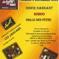<b>Diner</b> <b>dansant</b> pour le Téléthon à Agde - Salle des Fêtes