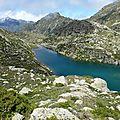 P1070241 Lac de Mouréle vu dans haut