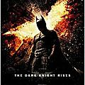 The Dark night rises, Batman (science fiction) 7/10