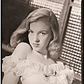 1946, Blue Book - Norma Jeane par Steinie