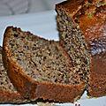 Cake au noix, pour mieux croire au père noël