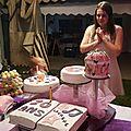 Gâteaux anniversaire 20 ans