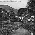 assomé à coups de Pavé, le prix de la bière, inondation en Alsace.