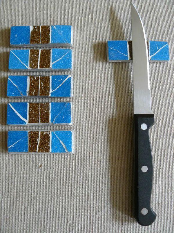 Porte Couteau - 2 € pièce