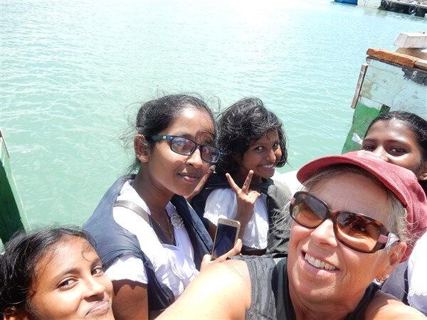 Jaffna, dans le boatpeople retour (2)