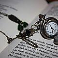 Sautoir-montre