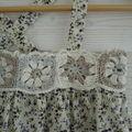 1 ère granny crochet