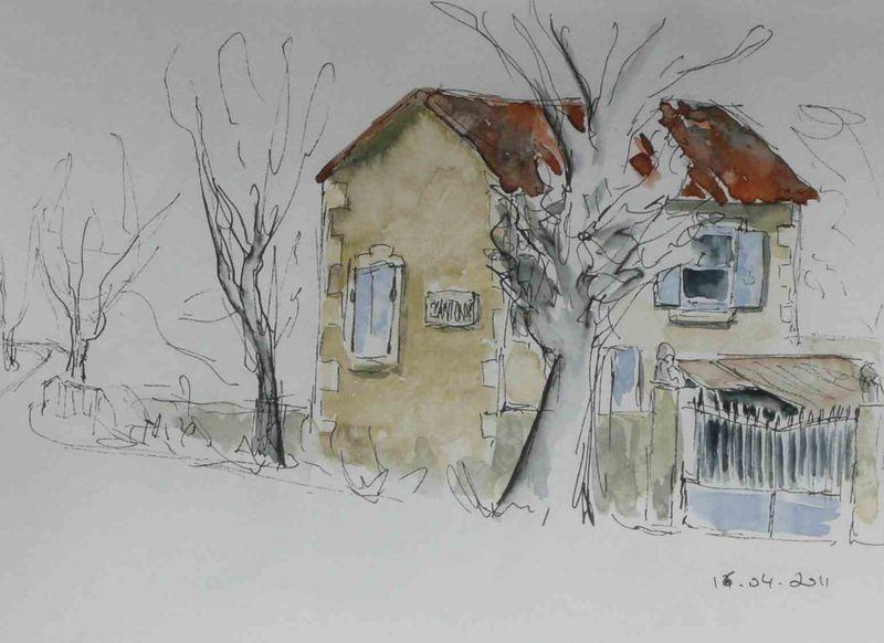 13-Arles maisonette -1