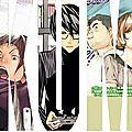 Total manga shonen