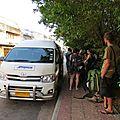 Arrivée sur Koh Phangan, Jungle Experience