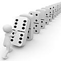 Domino drop est proposé gratuitement sur l'app store