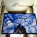 Sarkis vitraux chateau 881