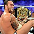 Goodbye the champ: CM PUNK