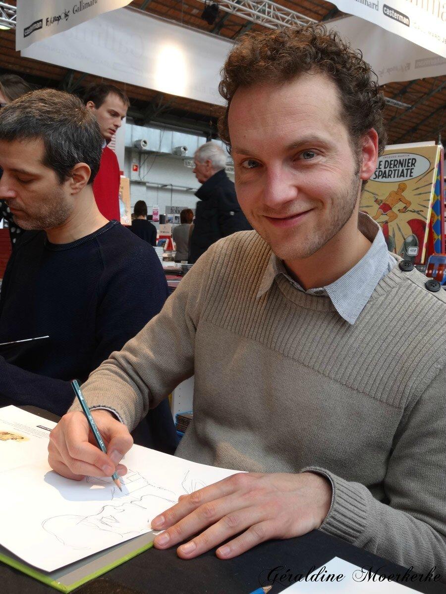Foire du Livre 2015 - Bruxelles