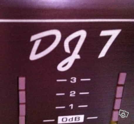 Logo DJ 7