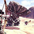Monster hunter world sera accessible au pgw !